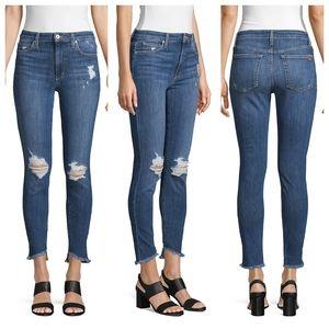 JOE'S JEANS Michelle High-Rise Jeans